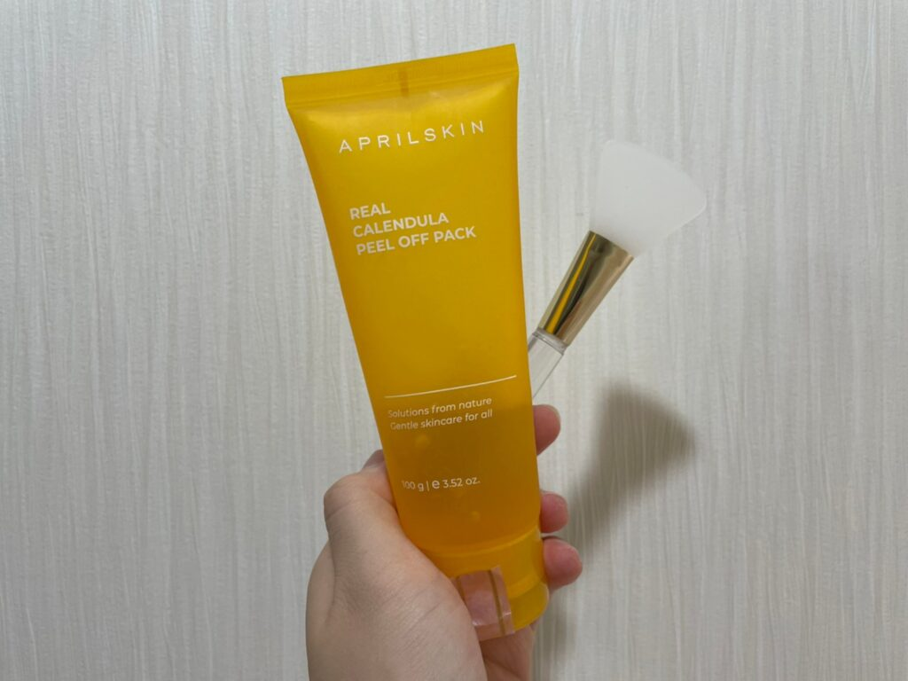 Aprilskin,金盞菊撕拉面膜,撕除式面膜,效果,評價,哪裡買,粉刺,毛孔,好用嗎